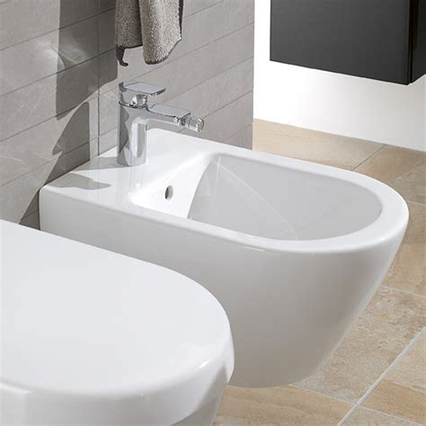 bidet subway villeroy boch subway 2 0 wall mounted bidet l 56 5 w