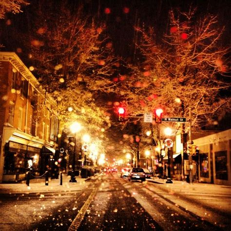 christmas eve in west chester pa pennsylvania pinterest