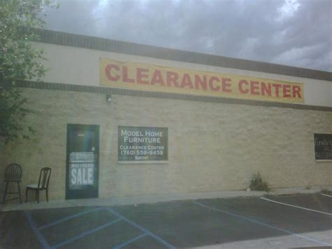 pictures for model home furniture clearance center in