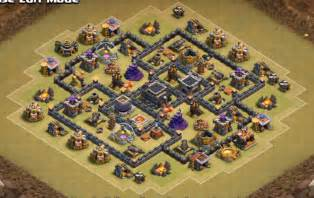 12 epic coc th7 war bases anti 3 star 2017 3 air defenses