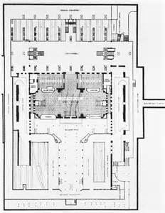 Penn Station Floor Plan Penn Station Pathfinder Historic Floorplans 1910