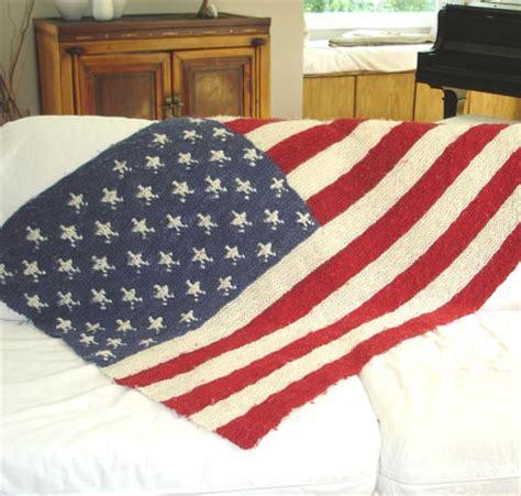 knitting pattern us flag patriotic americana knitting patterns in the loop knitting