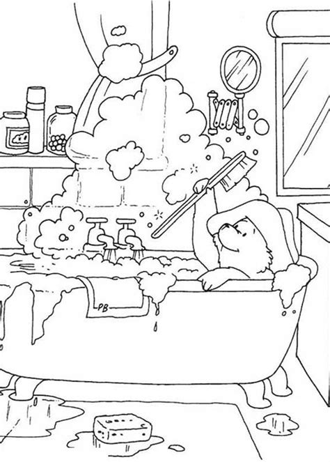 paddington bear coloring pages free paddington bear coloring pages to download and print for free