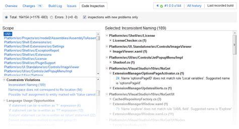 visual c in 2013 and beyond qa visual c team blog resharper code analysis goes beyond visual studio net