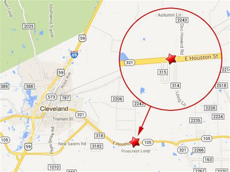 where is cleveland texas on a map motorist seriously injured in cleveland tx semi truck truck lawyer news