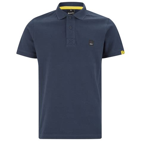 polo shirt bench bench men s resting polo shirt dress blue clothing