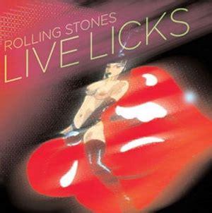 rolling stones  licks  reviews paste