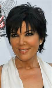 back of chris jenner s hair kris jenner haircut pictures back view short hairstyle