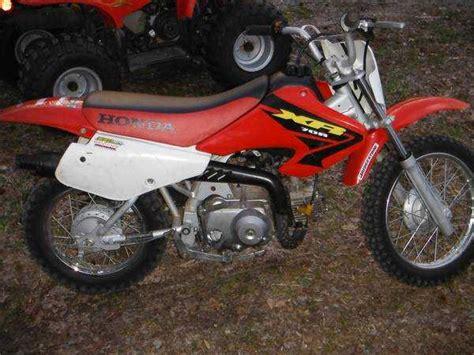 dirt bike blue book used honda xr 70 2003 70cc prices deals