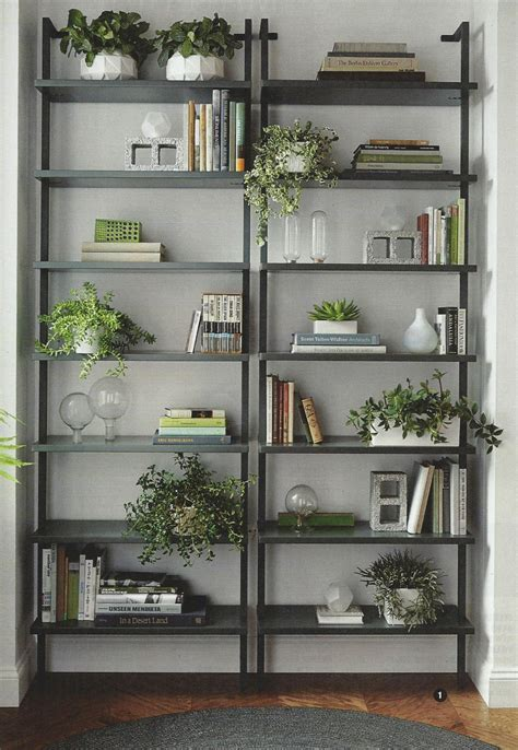 New Shelves Books 187 Which Pr Efforts Turn Into Book Sales Take Two Bookcases With Plants Home Industrial Plants And Shelves