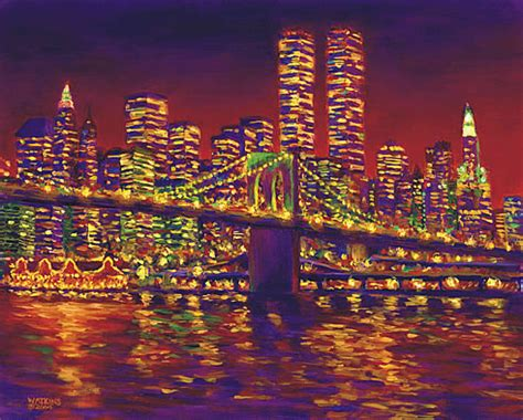 paint nite nyc phone number related keywords suggestions for nyc cityscape paintings
