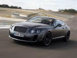 Bentley Continental Gt 2009 Bentley Continental Gt Supersports 2009 Bentley