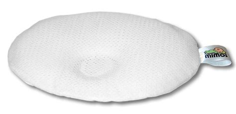 Mimos Baby Pillow by Cushion Pillow For Plagiocephaly Prevention
