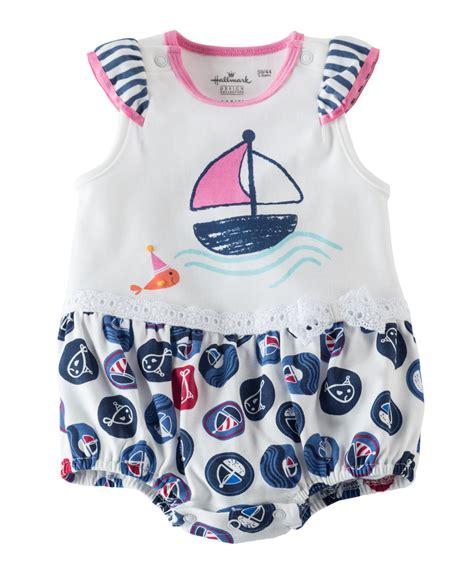 Bbs2313 Sky Blue Stripe Romper 1 baby blue sail away romper