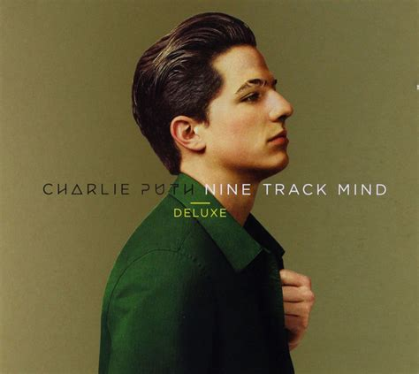 charlie puth record charlie puth nine track mind deluxe cd album at discogs