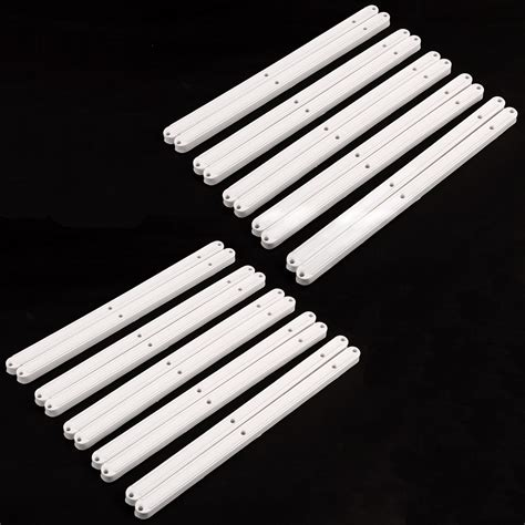 Plastic Replacement Drawer Runners high quality plastic replacement drawer runners 3 dowel