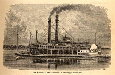 barco de vapor de la primera revolucion industrial edward king 1848 1896 and james wells chney 1843 1903