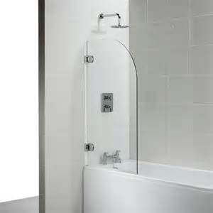 Small Shower Screens For Baths why fit a bath shower screen bath decors