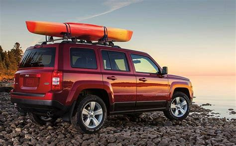 2017 jeep patriot rear 2017 jeep patriot review release date replacement