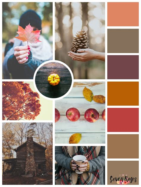 Yoga Inspired Home Decor fall moodboard fall lover s kit seven roses