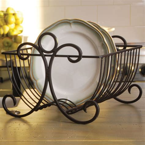 Decorative Dish Rack cavalos plate rack mediterranean plate stands and hangers atlanta by iron accents