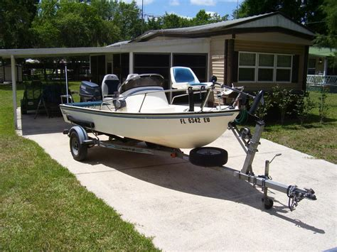 motor boats monthly online hobie power skiff page 80 boating and boat fishing