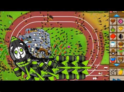 boat tower defense bloons td 5 new map boats galore btd5 sprint track hard
