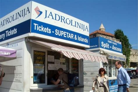 catamaran ferry tickets buy jadrolinija krilo ferry tickets online from split