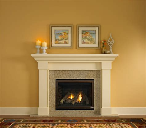 fireplace orange county heat glo traditional style direct vent fireplaces