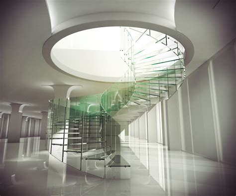 Interior Led Lighting For Homes outstanding glass spiral staircase featuring stainless