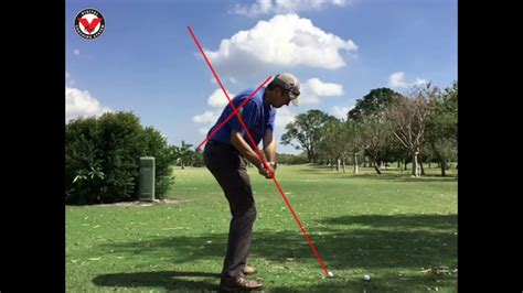 easiest golf swing to learn setup 4 impact golf swing analysis down line easiest