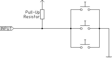 pull up resistor configurations pull resistor parallel 28 images stepper configuration wizard pull up resistor pull