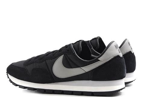 Nike Vegasus Black nike air pegasus 83 black in black for lyst