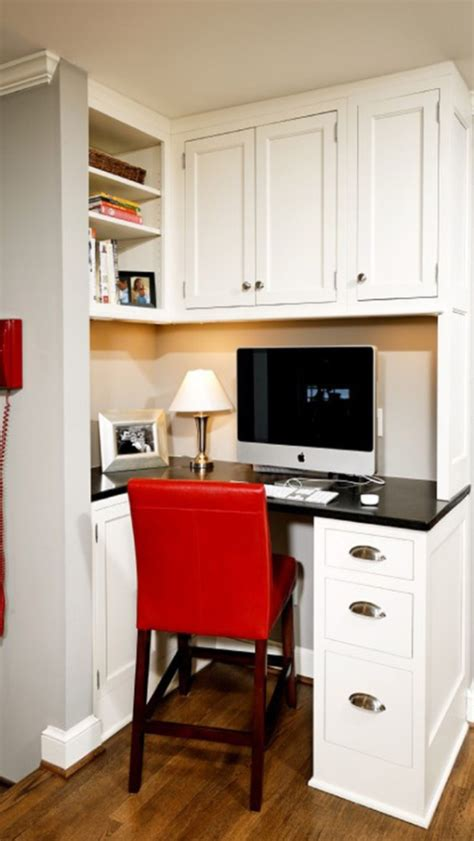 Desk Area by Great Kitchen Desk Area Design Decor