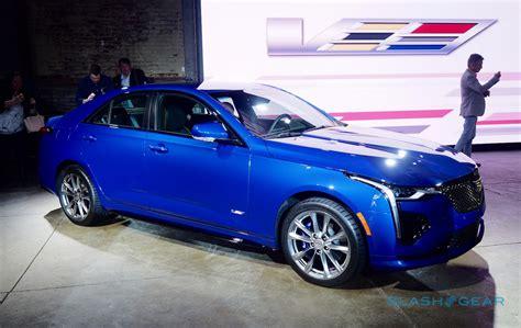 Cadillac Ct4 2020 by 2020 Cadillac Ct4 V And Ct5 V Gallery Slashgear