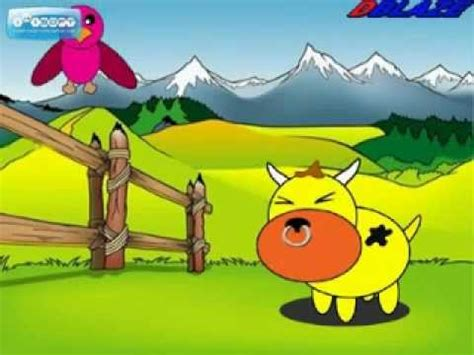 Flash Kuning by Flash Animation Moo Si Lembu Kuning Ep 1 Dan Ep 2