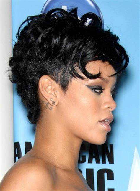 cute quick hairstyles for short black hair short sassy black hairstyles