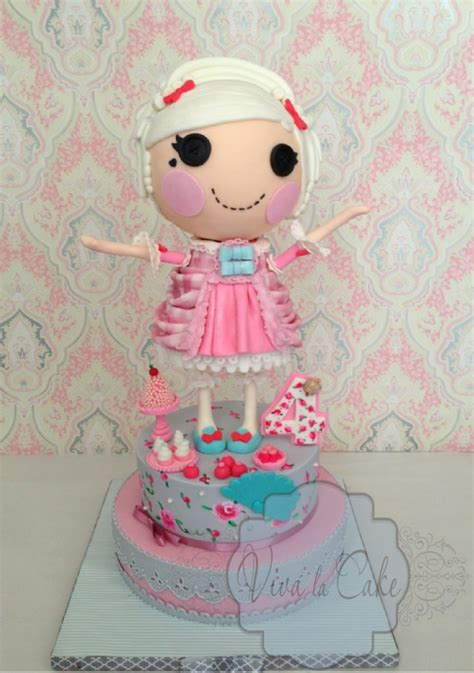 Lalaloopsy Cake lalaloopsy cake quot suzette la sweet quot cakecentral