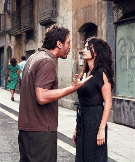 Penelope To In New Woody Allen by Cristina Barcelona Javier Bardem And Penelope