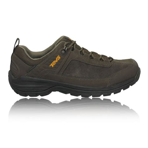 teva gannett wp mens brown waterproof road trail outdoor