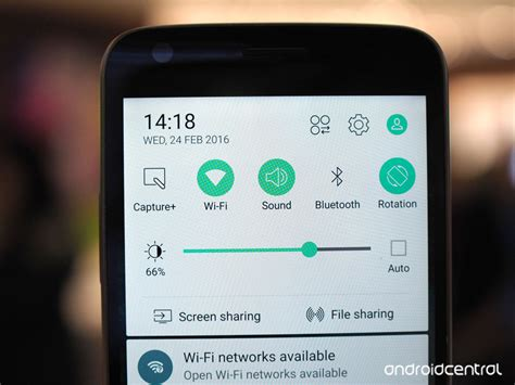 how to screenshot on android lg how to take a screenshot on the lg g5 android central