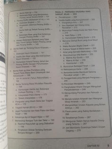 Buku Zikir Akhir Zaman 1 buku ensiklopedi akhir zaman toko muslim title