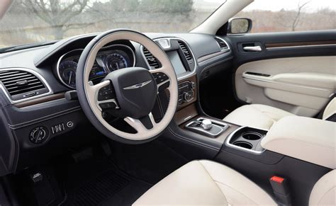 chrysler 300c interior image gallery 2016 300c interior