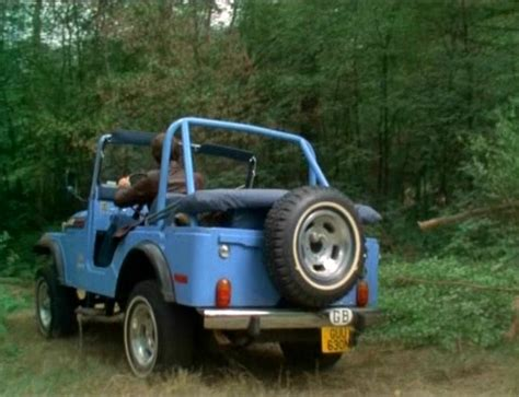 Sweeney Jeep Imcdb Org 1975 Jeep Cj 5 Renegade In Quot The Sweeney 1975 1978 Quot