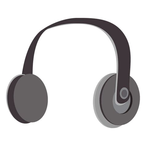Transparent Earphone headphone transparent png svg vector