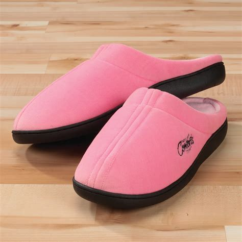 easy comforts easy comforts style memory foam slippers foot care