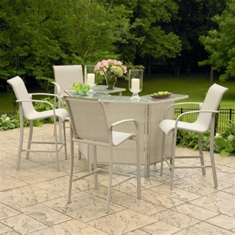 Walmart Patio Bar Set by Patio Bar Patio Set Home Interior Design