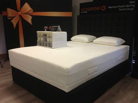 Octaspring Memory Foam Mattresses by 17 Best Images About Octaspring Luxury Mattresses On