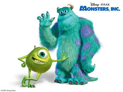 wallpaper monster inc monsters inc wallpaper monsters inc wallpaper