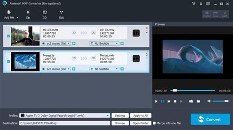 mxf video format mxf converter convert mxf video to any video format you want